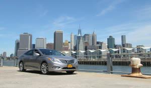 Южный Манхэттен как он виден с Бруклина