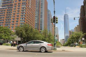 На самом юге Манхэттена, здесь обычно заканчивается наша обзорная экскурсия