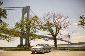 Верразано - самый длинный подвесной мост Америки!
