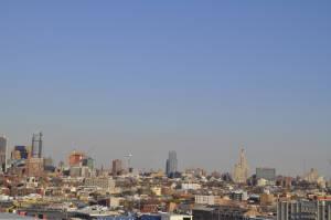 Бруклін - найнаселенніший район Нью-Йорка, останнім часом впочинає стрімко дертися угору