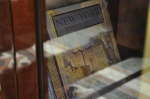 """У секції """"Історія США"""" знайшлася книга про Нью-Йорк з ілюстраціями знаменитих американських художників"""
