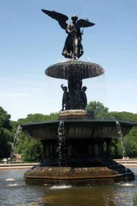 Bethesda-fountain